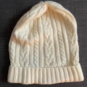 Aerie Cable Knit Beanie